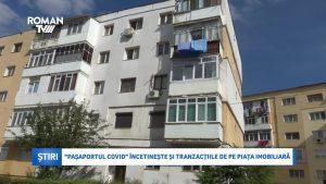"""""""Pașaportul Covid""""  încetinește și tranzacțiile de pe piața imobiliară"""