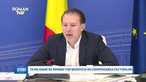 10 milioane de români vor beneficia de compensarea facturilor